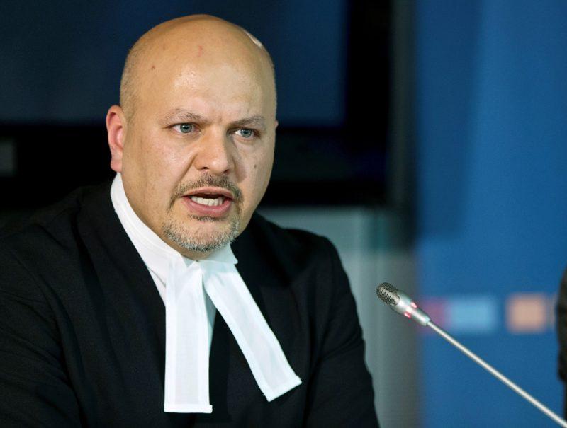 British lawyer Karim Khan takes office as new prosecutor at the International Criminal Court
