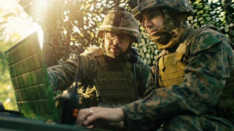 Bundeswehr relies on biosensors - more health data and performance