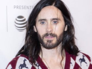 Check out the first images of Jared Leto as the Joker in his new movie