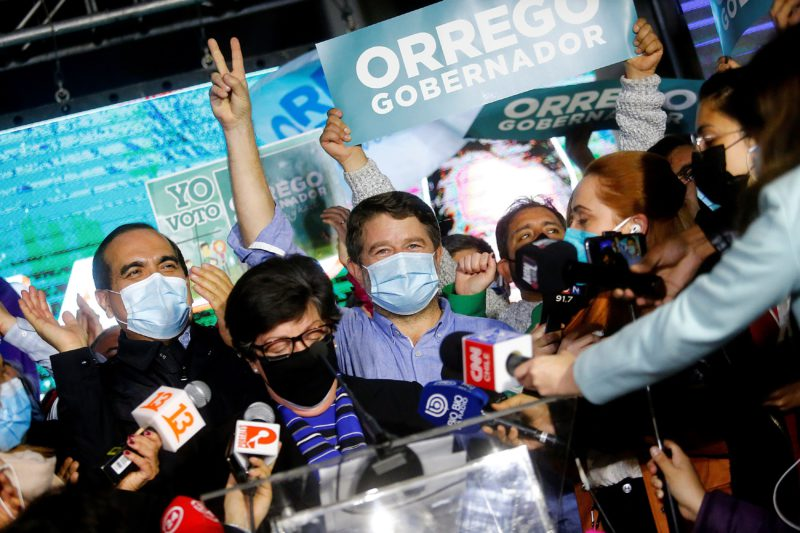 Chile elects its governors democratically for the first time with less than 20% participation
