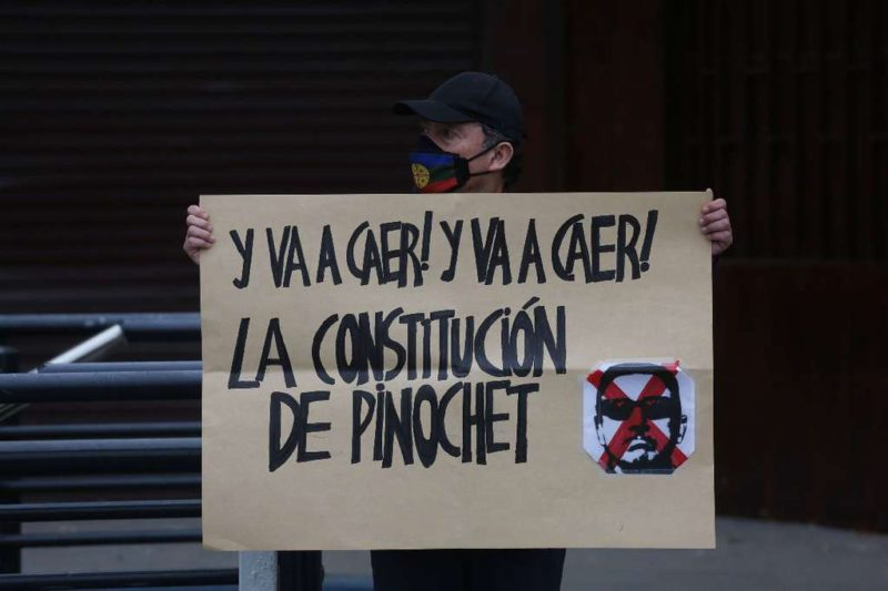 Chile set a start date for the constituent assembly that will replace the Pinochet Constitution