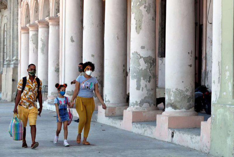 Cuba reports 16 deaths from covid-19, the highest daily figure so far