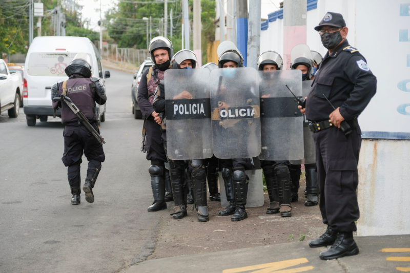 Daniel Ortega attacks businessmen in their strategy of repression of the opposition in Nicaragua