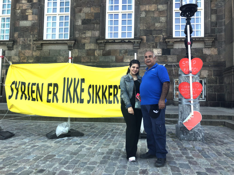 Danish Social Democracy reinvents asylum: refugees yes, but at a distance
