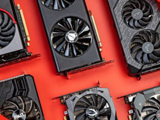 Desktop graphics cards: sales increased fivefold within one year