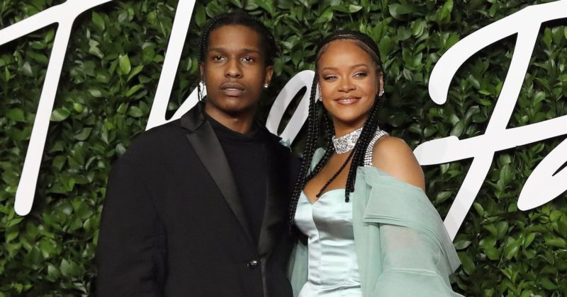 Did Rihanna and A $ AP Rocky confirm their relationship with a romantic date?