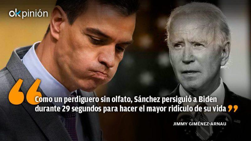 Diplomacy, according to Sánchez