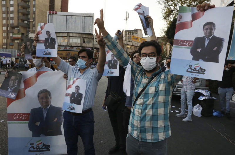 Discontent in Iran threatens to lead to historic abstention in presidential elections