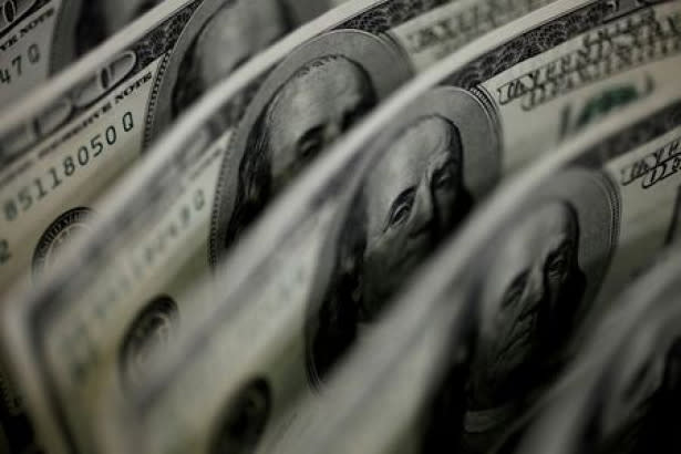 Dollar rises to two-month highs on Fed push