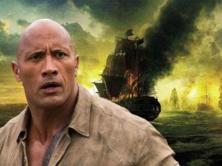 Dwayne Johnson presiona para quedarse con Piratas del Caribe