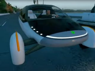 Electric car: Aptera takes a second attempt with 1000 mile boots
