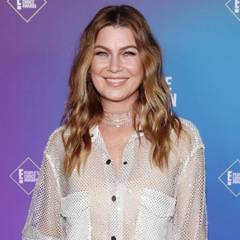 Ellen Pompeo had a mini reunion with these two Grey's Anatomy favorites