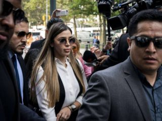 Emma Coronel, El Chapo's wife, pleads guilty to drug trafficking and money laundering in the United States