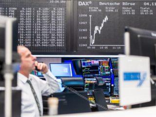 European stocks begin to rise pending the Bank of England