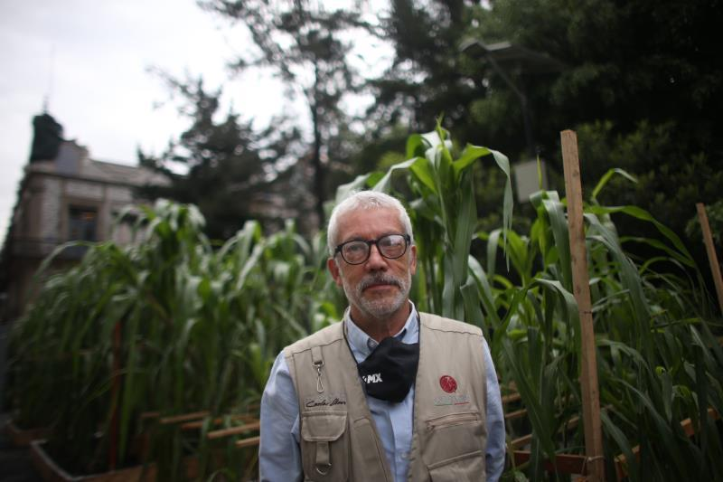 """Exhibition in Mexico claims that corn should be recognized """"like wine"""""""