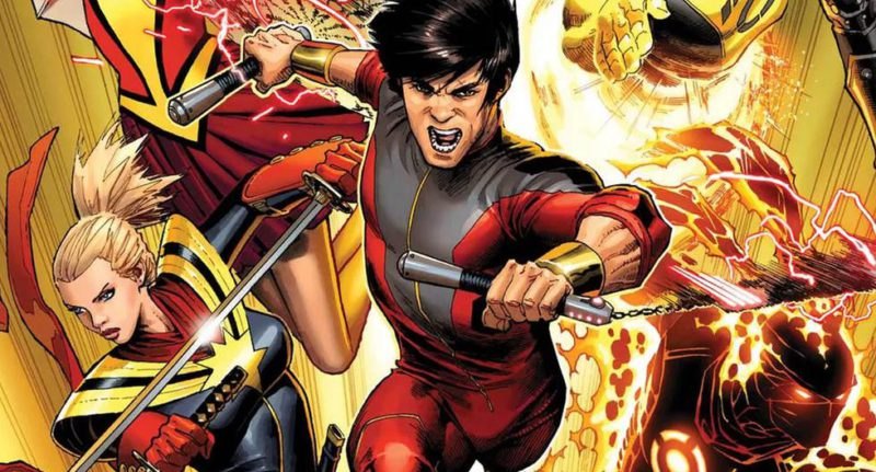 Marvel shares the official costume of Shang-Chi, the new hero of phase 4 of the MCU