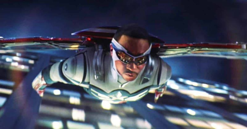 Anthony Mackie reveló datos del nuevo traje del Capitán América