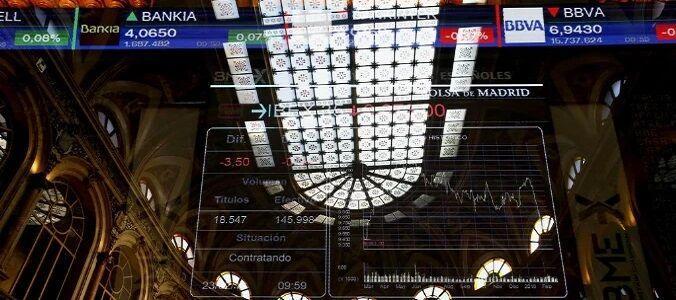 Futuros: el Ibex 35 cae y se coloca por debajo de los 9.150 enteros