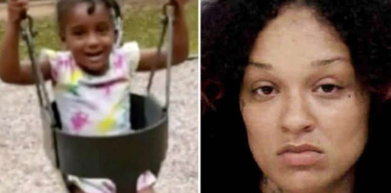 Horror in the US: a mother killed her 4-year-old daughter by forcing her to stand for three days in a row
