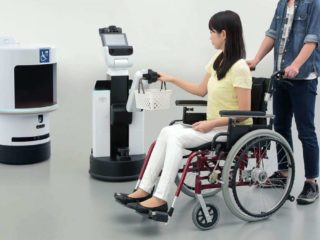 How Japan paves the way for robots in everyday life at the Olympic Games