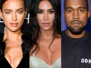 How Kim Kardashian Really Feels About Kanye West and Irina Shayk's Rumored Romance