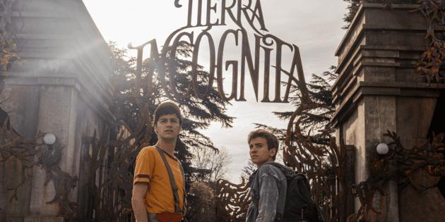 How is Tierra Incógnita, the Disney horror series produced in Latin America