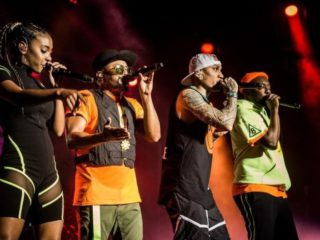 Black Eyed Peas returns to live shows with interactive 4K streaming experience