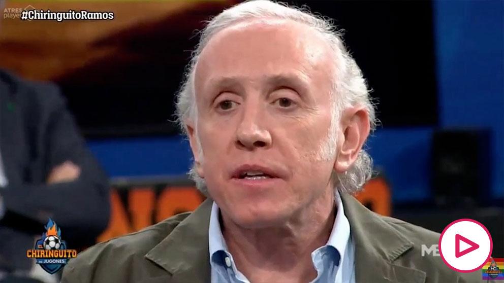 Inda: «Sergio Ramos is negotiating with PSG»