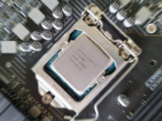 Intel Core i-11000: BIOS compatibility only with graphics card