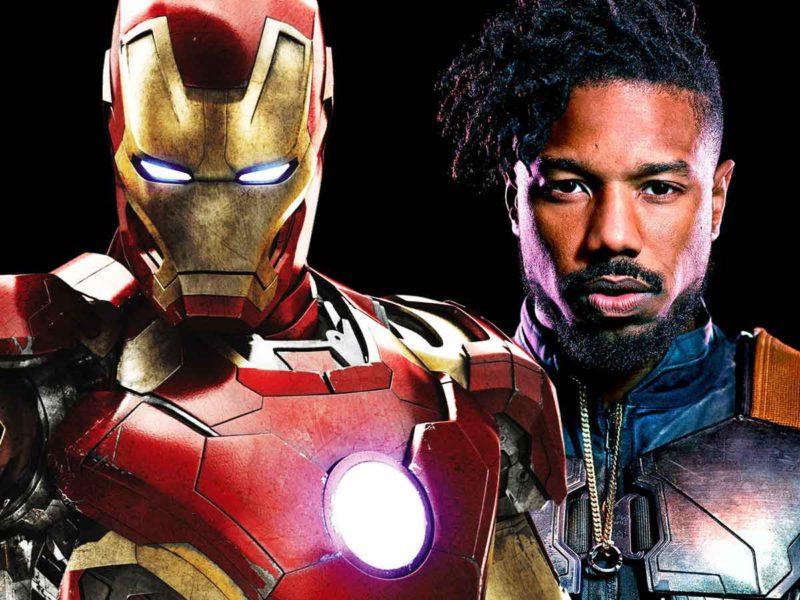 Iron Man y Killmonger la pareja más extraña de Marvel Studios