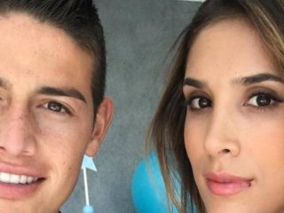 Is there a reconciliation between Daniela Ospina and James Rodríguez?