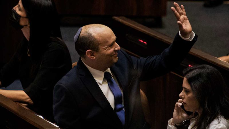 Israel ends Netanyahu's term and names nationalist Naftali Bennett prime minister