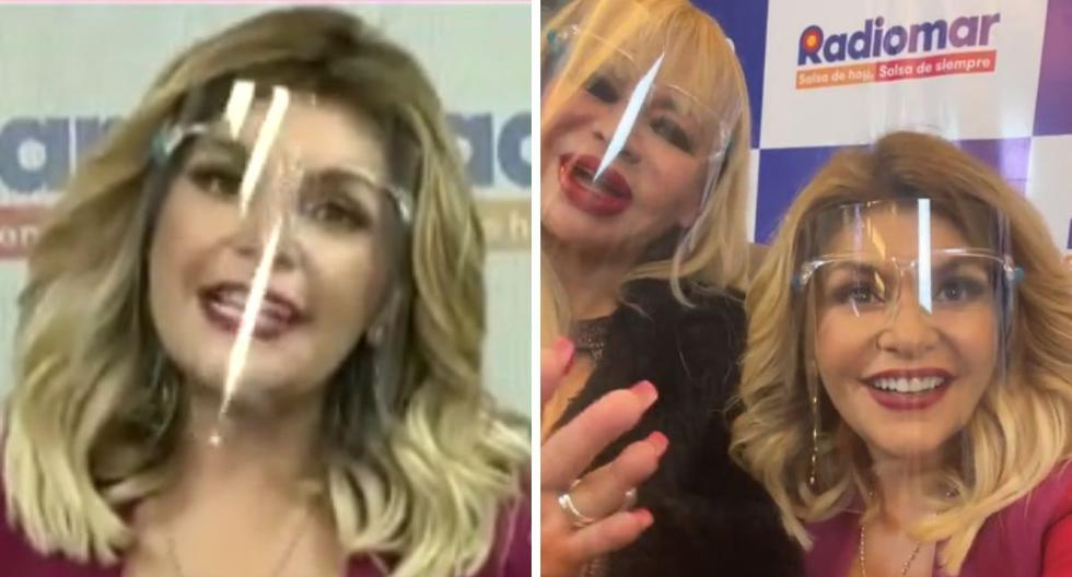 """Itatí Cantoral after receiving tribute in """"En Boca de todos"""": """"They almost made me cry""""    VIDEO"""