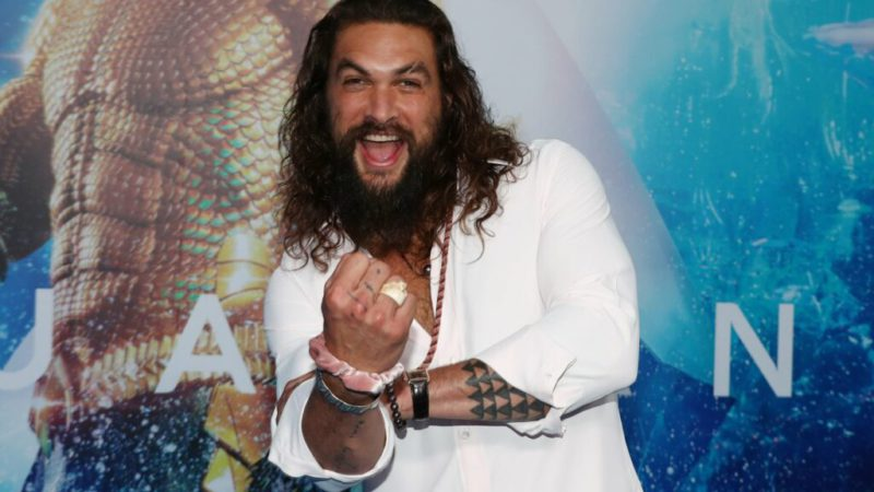 """Jason Momoa and """"The Rock"""" do not rule out working together"""