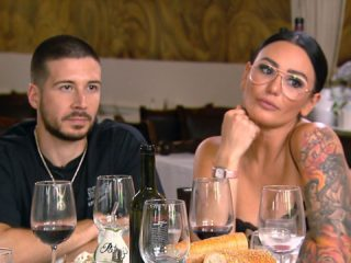 """Jennifer Farley revealed the most emotional moment of the return of """"Jersey Shore"""""""
