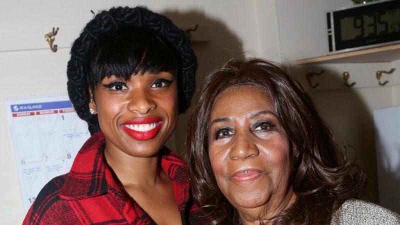 Jennifer Hudson's funny story with her idol, Aretha Franklin