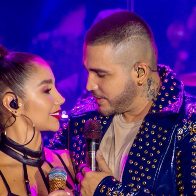 Jessi Uribe denies that her wedding with Paola Jara is a fact