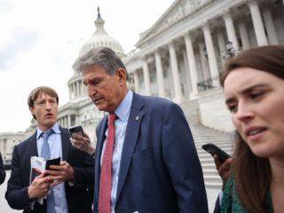 Joe Manchin, Washington's Most Republican Democrat