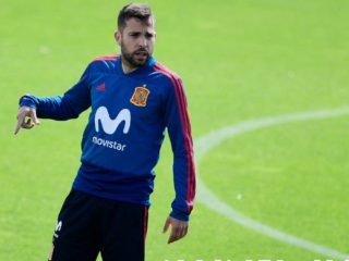 """Jordi Alba: """"If they tell us that they vaccinate us, then we vaccinate ourselves"""""""