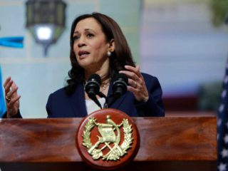 """Kamala Harris celebrates the """"success"""" of her visit to Mexico and Guatemala to reduce immigration to the US"""