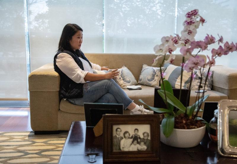 "Keiko Fujimori: ""I will accept the result of the electoral tribunal"""
