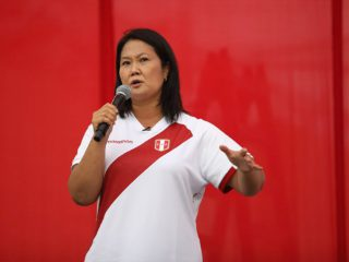 """Keiko Fujimori denounces """"evidence of fraud"""" in the second round of the presidential elections in Peru"""