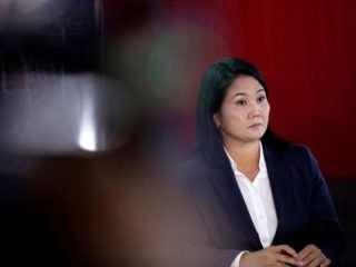Keiko Fujimori insists on his accusations of fraud before his probable defeat in Peru