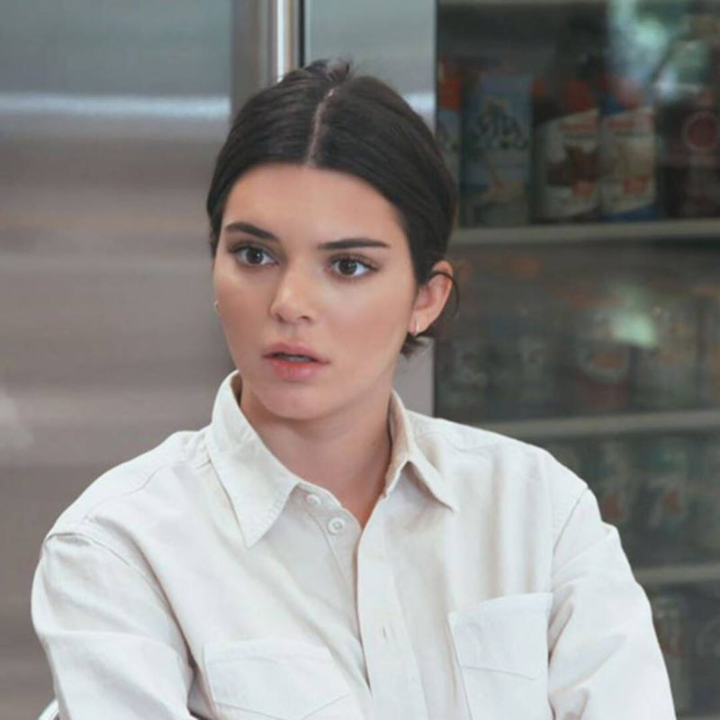 Kendall Jenner had a rule about sharing her love life on KUWTK