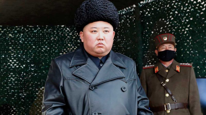 """Kim Jong-un acknowledges that the food situation in North Korea is """"tense"""""""