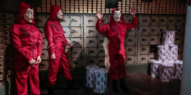 La Casa de Papel The Experience arrives in Mexico: when and where you can be part of the band