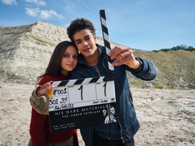 La tercera temporada de LA MATERIA OSCURA comienza su rodaje
