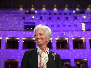 Lagarde: It is not decided to end debt purchases in March 2022