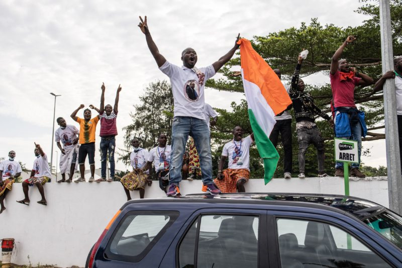 Laurent Gbagbo returns to Ivory Coast to the jubilation of thousands of followers