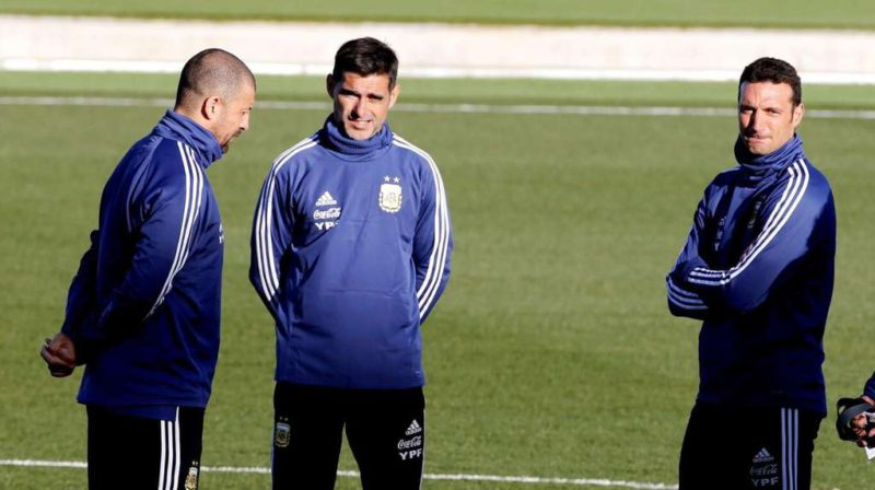 Lionel Scaloni would kick the board against Uruguay: the possible five changes